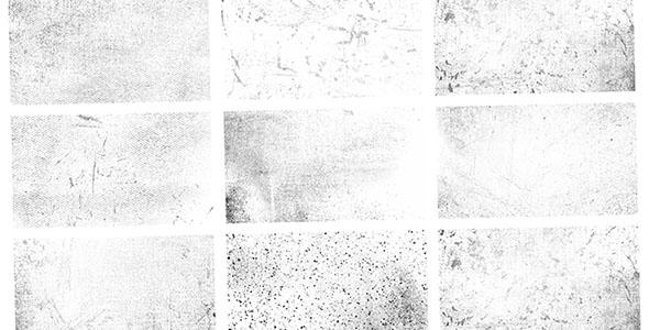 وکتور مجموعه تکسچر انواع بافت