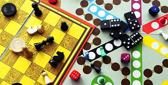 تصویر مجموعه بازی های فکری و سرگرمی
