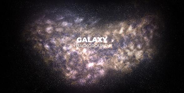 فایل لایه باز پس زمینه تکسچر کهکشان