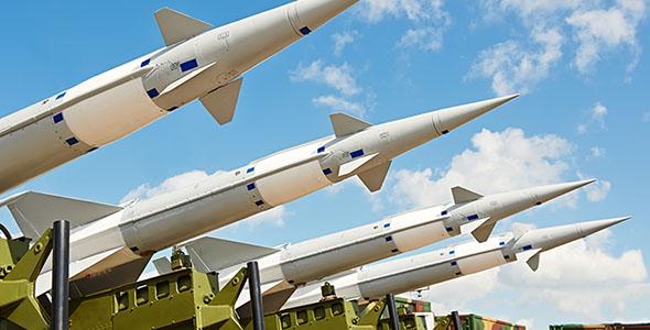 تصویر سلاح و موشک ضد هوایی
