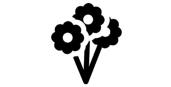 آیکون گل و گیاه