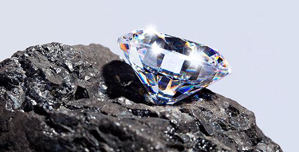 تصویر پس زمینه الماس برش خورده