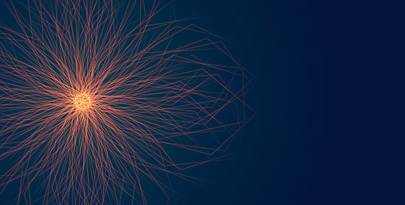 وکتور پس زمینه ستاره نورانی و پرتو نور