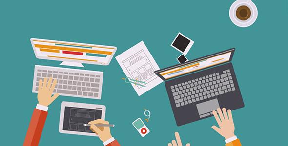 موشن گرافیک تبلیغات و ایمیل مارکتینگ