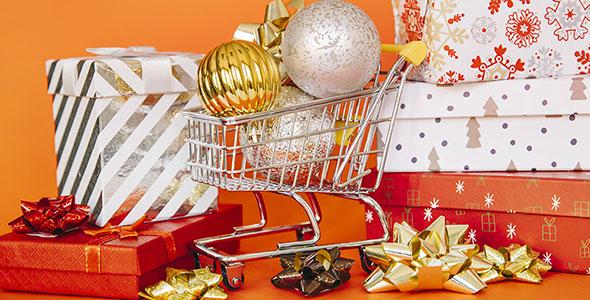 تصویر کادو و خرید ویژه کریسمس