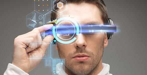 تصویر مرد جواد و آینده تکنولوژی