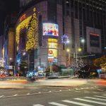 ویدیو تایم لپس ترافیک خیابان در سئول