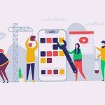 موشن گرافیک طراحی فلت توسعه اپلیکیشن