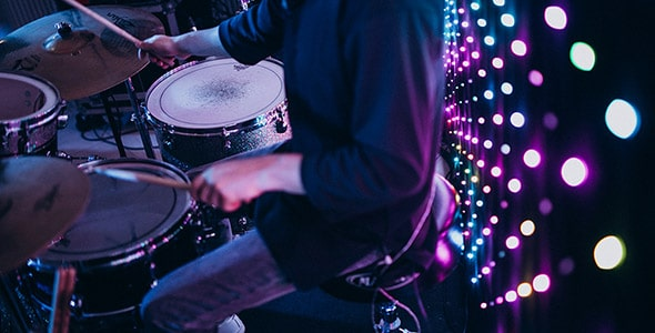 تصویر موسیقی جاز درام
