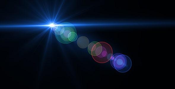 فایل لایه باز طراحی انتزاعی افکت نور رنگی