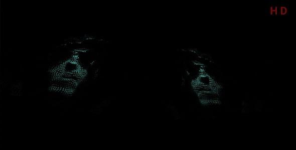 ویدیو موشن گرافیک 3D با مفهوم امنیت و هکر