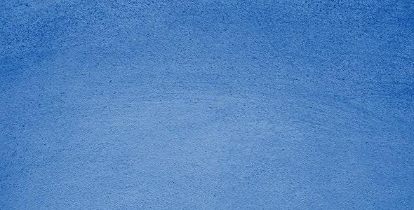 تصویر تکسچر انتزاعی دیوار بتنی آبی