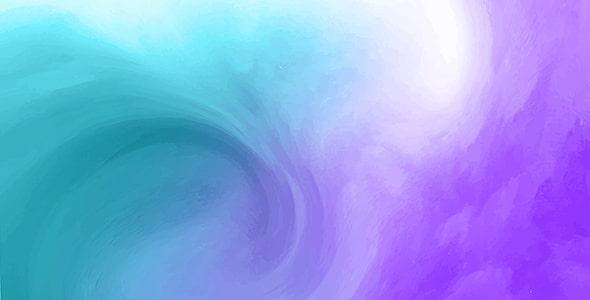 وکتور پس زمینه تکسچر آبرنگی آبی بنفش