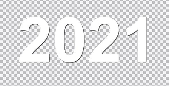 تصویر PNG سال 2021