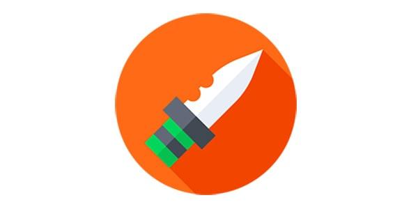 آیکون چاقو نظامی