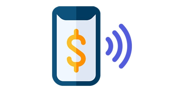 آیکون موبایل بانک یا همراه بانک