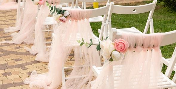 تصویر صندلی مراسم عروسی و ازدواج