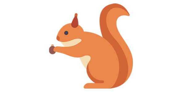 آیکون سنجاب