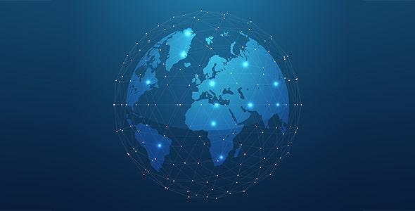 وکتور کره زمین و مفهوم روز جهانی محیط زیست