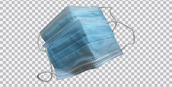 تصویر PNG ماسک پزشکی