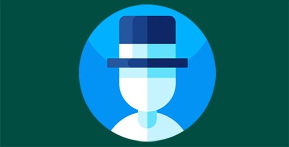 آیکون کلاه شاپو