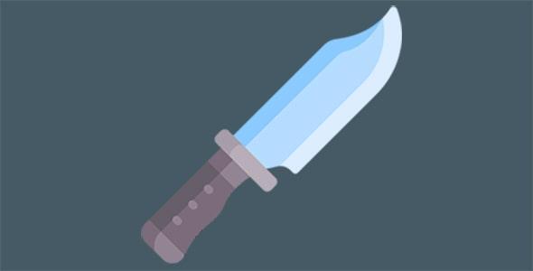 آیکون چاقوی نظامی