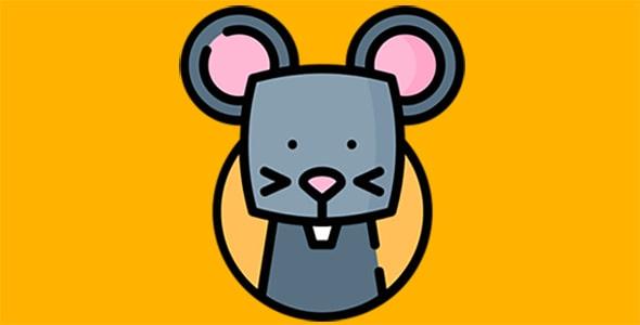 آیکون موش یا رت