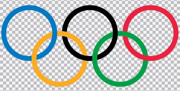 تصویر PNG لوگو و نماد المپیک