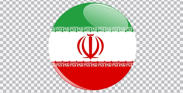 تصویر PNG پرچم کشور ایران