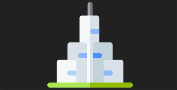 آیکون برج خلیفه